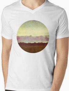 horizon horizon Mens V-Neck T-Shirt