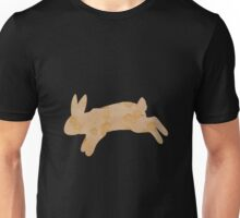 ~Rabbit~ Stained Silhouette Unisex T-Shirt