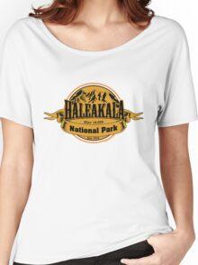 Haleakala National Park, Hawaii  Women's Relaxed Fit T-Shirt