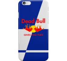 Dead Bull iPhone Case/Skin