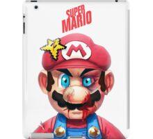 Beat Up Mario iPad Case/Skin