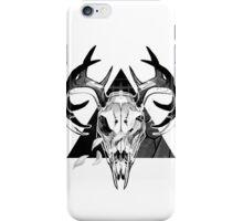 Deer Skull iPhone Case/Skin