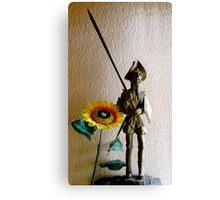 Don Quixote III Canvas Print