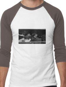 Dollar Store Bras Men's Baseball ¾ T-Shirt