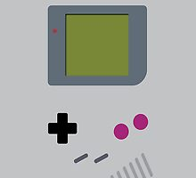 Original Gameboy by Josh Morales