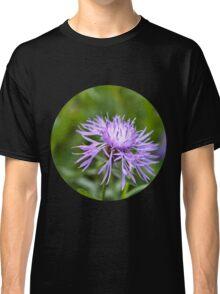 Purple Cornflower Classic T-Shirt