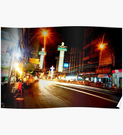 Chinatown Bangkok Poster