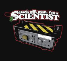 Back off, man. I'm a scientist. One Piece - Short Sleeve