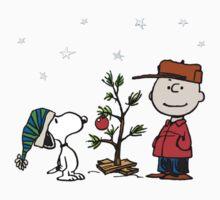 A Charlie Brown Christmas Kids Tee