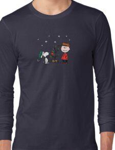 A Charlie Brown Christmas Long Sleeve T-Shirt