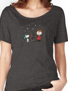 A Charlie Brown Christmas Women's Relaxed Fit T-Shirt