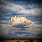 Sandia Rain by Matthew Rubel