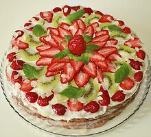 cake strawberry by mrivserg