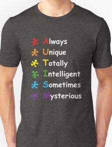 Autism Facts Unisex T-Shirt