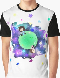 Space Grumps Graphic T-Shirt