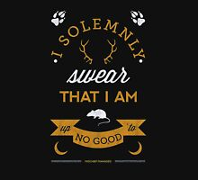 I solemnly swear that I am up to no good,Harry Potter Unisex T-Shirt