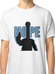 "BLU ""NOPE"" Engineer - Team Fortress 2 Classic T-Shirt"