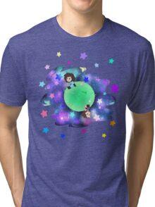 Space Grumps Tri-blend T-Shirt