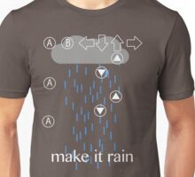 Legend of Zelda Ocarina of Time - Song of storms Unisex T-Shirt