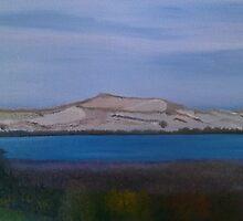Pilgrim Lake & Dune by Ken Pratt