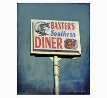 Baxter's Southern Diner Sign Classic T-Shirt