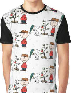 A Charlie Brown Christmas Graphic T-Shirt