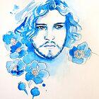 Jon Snow by NeverBird