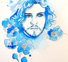 Jon Snow by NeverBird
