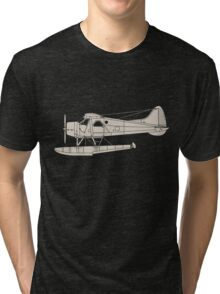 de Havilland Canada (DHC-2) Beaver Tri-blend T-Shirt