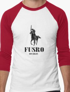 Fusro- Dovahkiin Men's Baseball ¾ T-Shirt