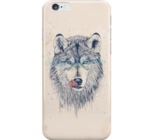 Dinner time iPhone Case/Skin