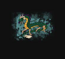 Emerald Dragon Zipped Hoodie