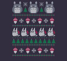 My Neighbor's Ghibli Totoro Ugly Christmas Unisex T-Shirt