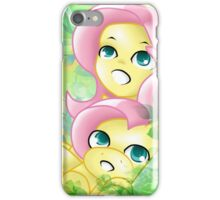 Sharing Kindness - MLP Fluttershy iPhone Case/Skin