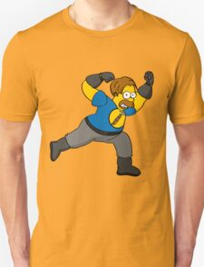 Captain Auto Hammer T-Shirt