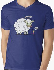 Holy Sheep! Mens V-Neck T-Shirt