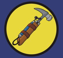 Captain Auto Hammer's Logo by TapedApe