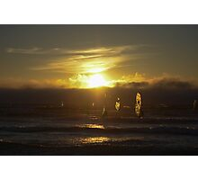 If Turner was alive Photographic Print