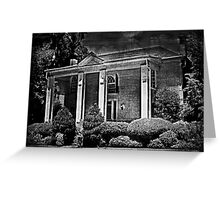 This Old House Greeting Card