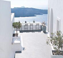 Santorini Bar by GysWorks