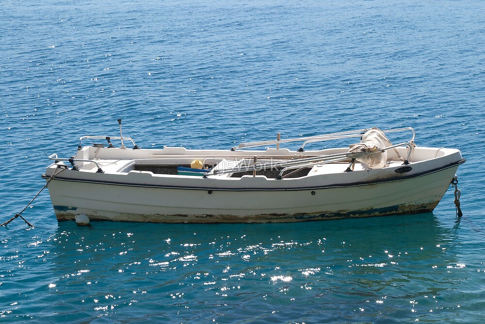 Small Fishing Boat by GysWorks