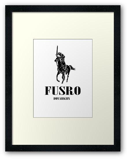 Fusro- Dovahkiin by Micah Anderson