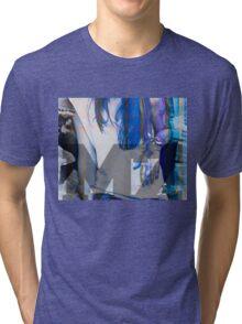 new art, star, death Tri-blend T-Shirt
