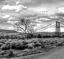 Dewey Bridge by njordphoto