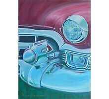 Cadzilla 1953 Cadillac Series 62 Convertible Photographic Print