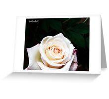 Elegance Greeting Card