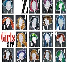 A - A Girls Are Great!   by Joanie Springer