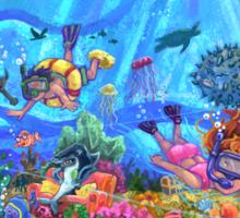 Under the Sea Sticker