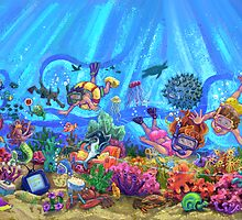 Under the Sea by Traci VanWagoner