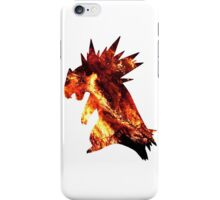 Typholsion used inferno iPhone Case/Skin